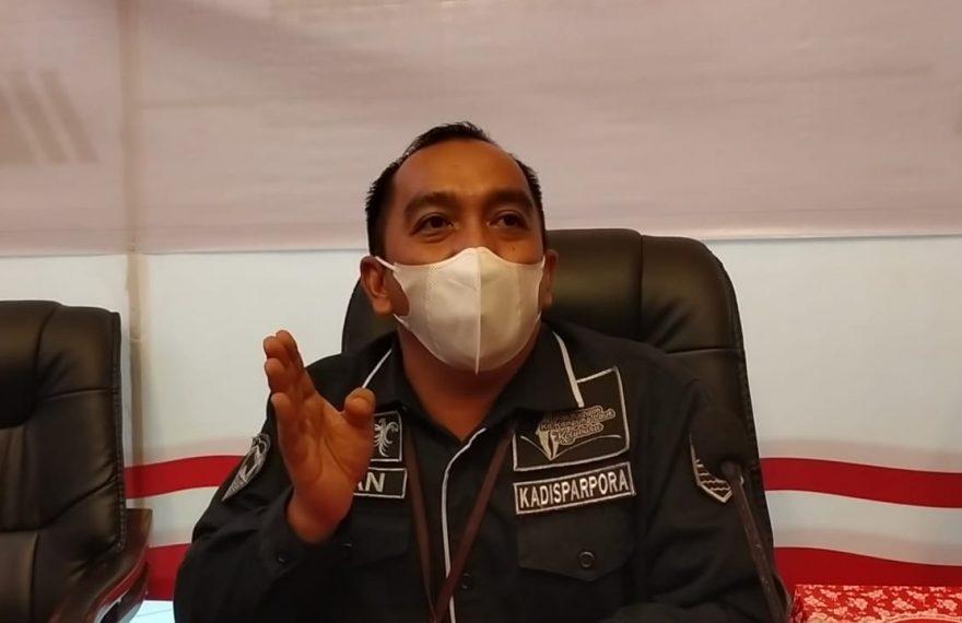 Khairian Anshari Kadispora Kabupaten Kotabaru