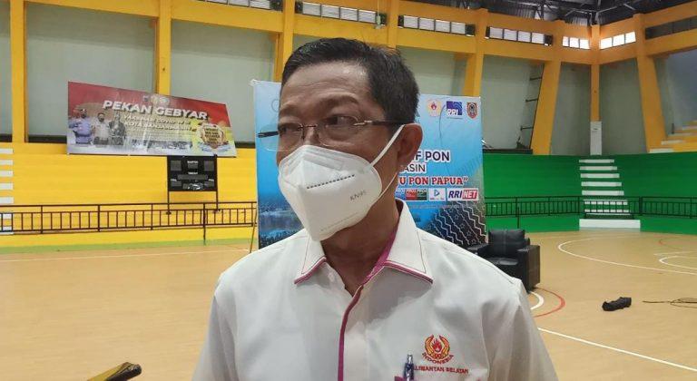 Gt Perdana Kesuma Kabid Binpres KONI Kalsel