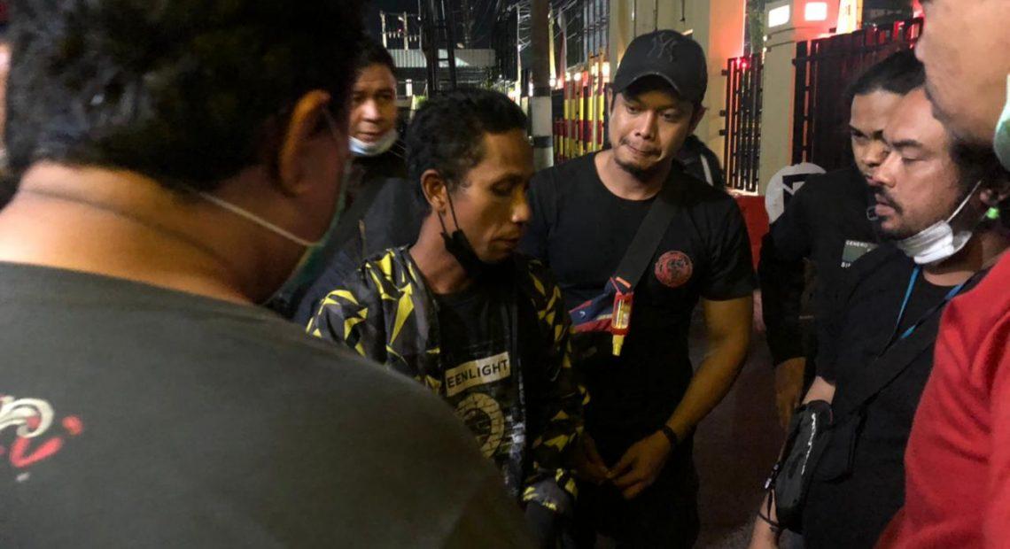 Polisi Bekuk Terduga Pembunuhan Pardiansyah