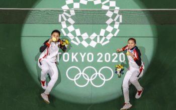 Ini Seabreg Bonus Olimpiade Greysia/Apriyani